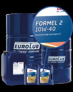 Eurolub Motoröl 10W40 Formel 2