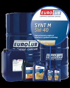 Eurolub Motoröl 5W40 Synt M 5W-40